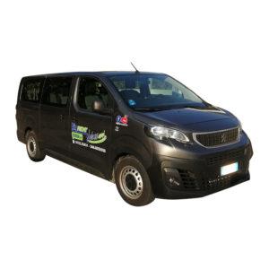 Costo noleggio furgone 9 posti - furgone Peugeot Expert