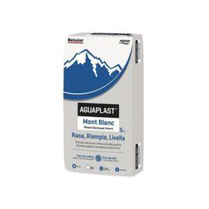 stucco bianco in polvere - stucco aguaplast mont-blanc