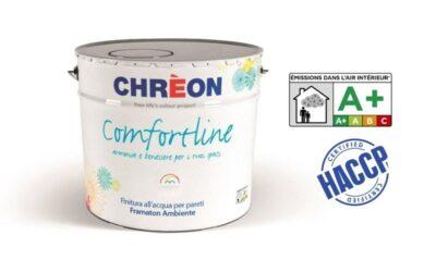 Smalto murale supercoprente Comfort Line Chrèon