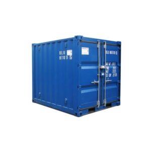 Container per uso edile.
