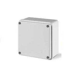 Scatola di derivazione stagna con pareti lisce 100x100x50 IP56
