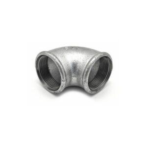 gomito ff zincato - raccorderia zincata - idraulica -bigmat cossa