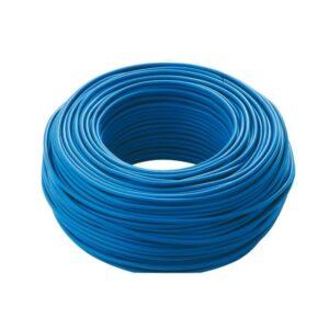 cavo elettrico unipolare: cordina antifiamma blu