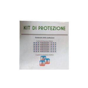 kit adesivi distanziamento - coronavirus COVID 19