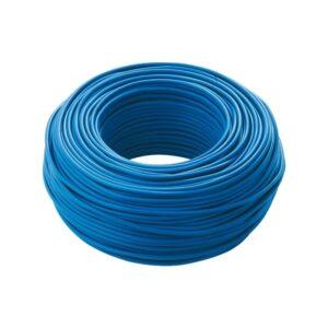 cordina antifiamma blu - cavo elettrico unipolare