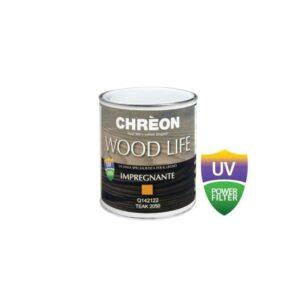 impregnate per legno trasparente: WOOD LIFE IMPREGNANTE