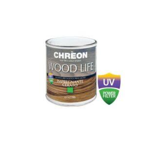 impregnante legno - impregnante trasparente - chreon
