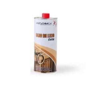 olio di lino - bigmat cossa
