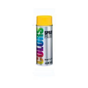 colors ral 1023 giallo traffico - vernice spray - dupli color