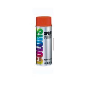 colors ral 2002 arancio scuro - vernice spray - dupli color