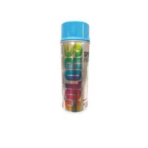 colors ral 5012 blu luce - vernice spray - dupli color