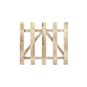 cancello in legno - staccionata - recinzioni - giardinaggio - bigmat cossa