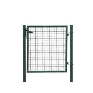 cancello elettrosaldato verde - recinzione giardino - verdelook