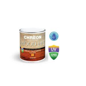 wood life Hydro Vernice Lucida Trasparente - cura legno - vernice legno