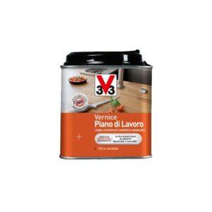 Vernice speciale per piani di lavoro ultra resistente - cura del legno - protezione piano di lavoro mobili cucina - v33