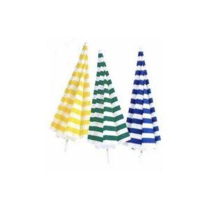 ombrellone spiaggia - ombrellone con telo in cotone - spiaggia - mare