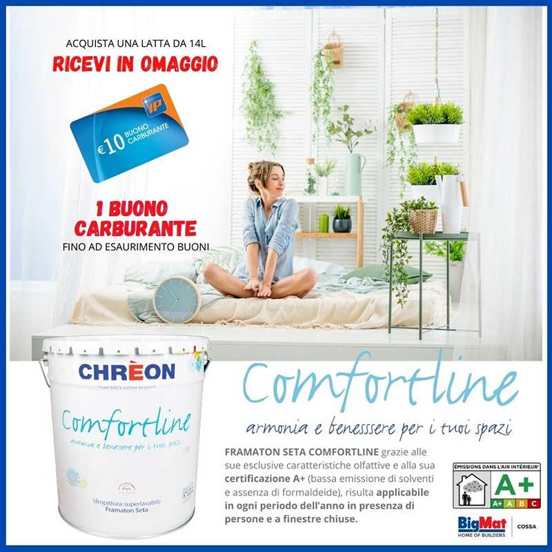 FRAMATON SETA COMFORTLINE promozione