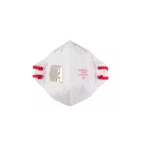 mascherina monouso con valvola di esalazione pieghevole ffp2 - ffp2 mascherina - milwaukee - bigmat cossa