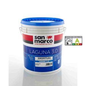 laguna 3.0 - san marco - bigmat cossa - idropittura - vernice lavabile - pittura inodore