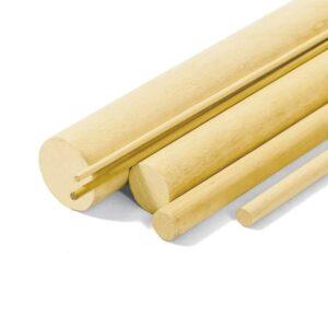 listelli tondi di legno susa